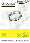 GOETZE Piston Rings Catalog 2015-2016