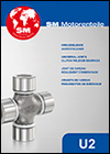 SM Motorenteile Universal Joints & Clutch Release Bearings Catalogue