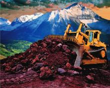 Image of Caterpillar Bulldozer