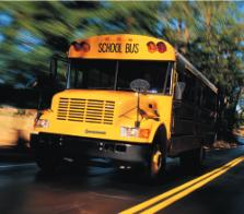 Image of International Navistar School Bus