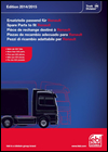 FEBI SCANIA Series P-G-R-T Catalog 2012-2013