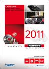 FERODO Brake Pads Discs & Accessories Car Catalog 2011