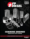 FP DIESEL CUMMINS Engine Parts Catalogue
