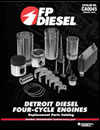 FP DIESEL DETROIT DIESEL Four Cycle Engine Parts Catalogue