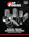 FP DIESEL DODGE Truck CUMMINS Engine Parts Catalogue