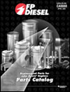 FP DIESEL JOHN DEERE Spare Parts Catalogue