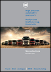 LASO Spare Parts Mercedes-Benz Trucks Catalog 2012