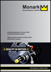 MONARK Common Rail Catalog 2014
