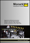 MONARK Rebuild Fuel Injection Pumps Catalog 2014
