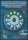 OPTIMAL Spare Parts Light Commercial Vehicles Catalog