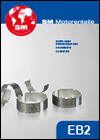 SM Motorenteile Engine Bearings Catalogue
