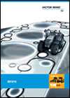 VICTOR REINZ Gaskets & Seals Construction & Agricultural Machinery Catalog 2015-2016