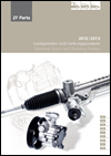 ZF Steering Gears & Pumps Cars Catalog 2012-2013