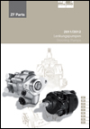 ZF Steering Pumps Trucks & Busses Catalog 2011-2012